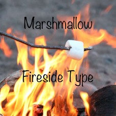Marshmallow Fireside Type