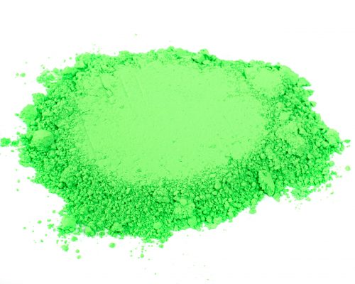 Groovy green pigment