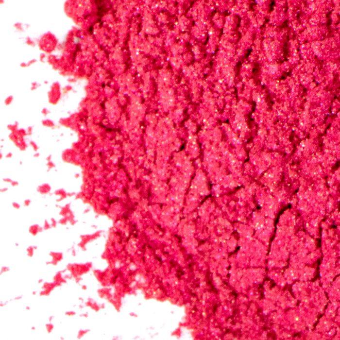 carnation pink mica