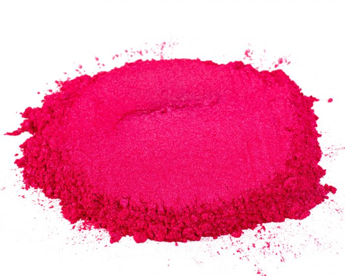 cotton candy pink mica