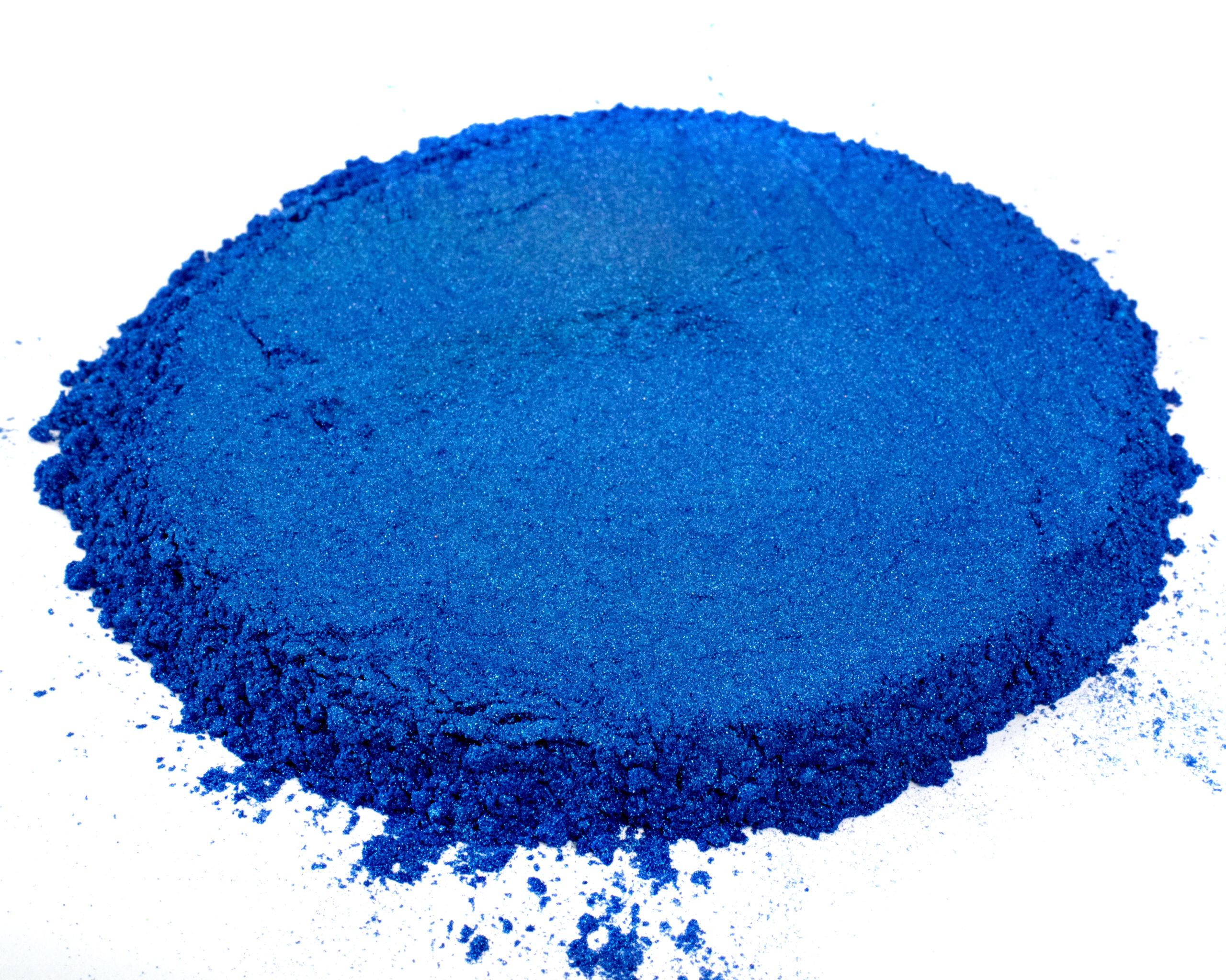 denim blue mica