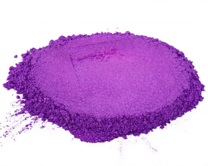 magic purple mica