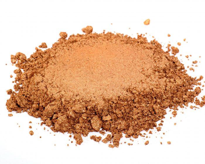 brown mica