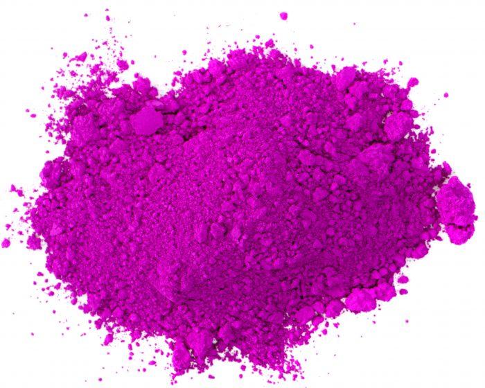 pretty purple pigment