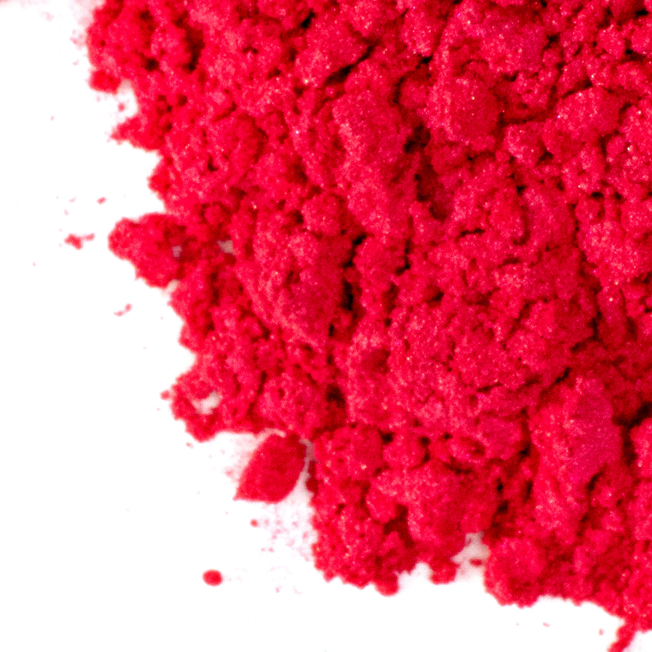 red raspberry mica
