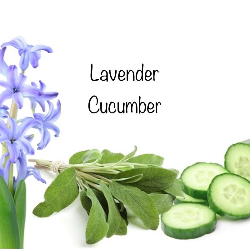 Lavender Cucumber