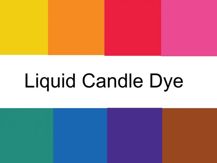 Liquid Candle Dye