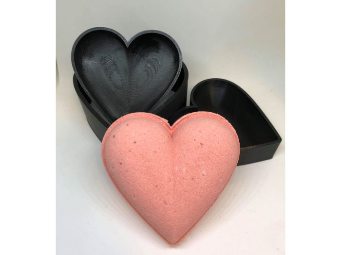 Heart bb Mold