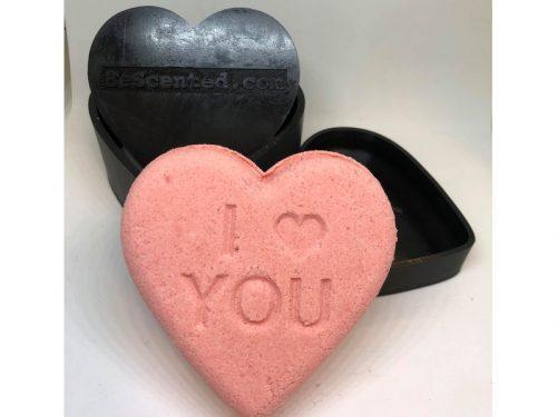 I Love You Heart bb Mold 2