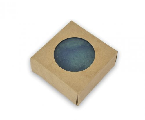 Square Kraft Soap Box
